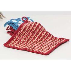 Premier® Winter Scallops Washcloth Free Download
