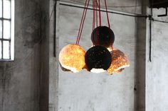 cook your own pulp lamp