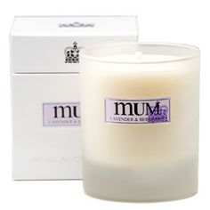 Bluebell 33 - Mum Scented Candle  Lavender and bergamot