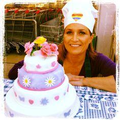 my birthday cake this year