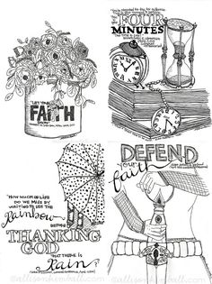Allison Kimball is just awesome! Scripture Journaling about Conference