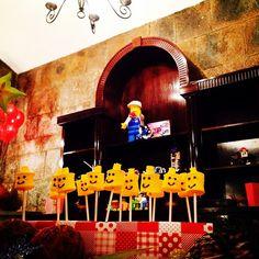 festa de Natal da Lego #lego #homemsemblogue