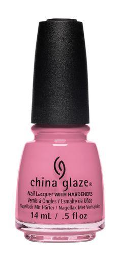 China Glaze Pastels - Belle of a Baller