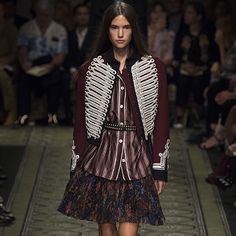 Burberry once again pushes the limits and achieves something incredible.