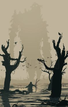 Shadow of the Colossus                                                      This game is a work of art!
