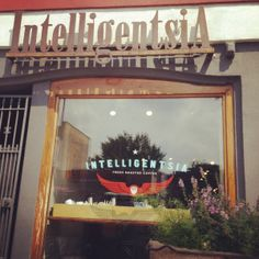 Intelligentsia, East Lakeview, Chicago-- chicagogirltravels.com