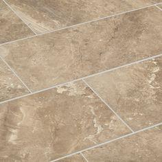Porcelain Tile - Desire Series - Brown / 12x24 / Matte