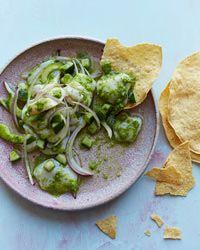 Scallop Ceviche with Aguachile Recipe on Food & Wine