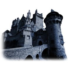 Dark_Castle2.png ❤ liked on Polyvore featuring backgrounds and castle