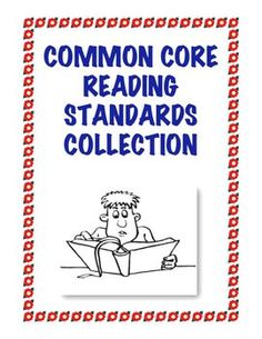 The Common Core Reading Collection contains TWENTY-THREE different multi-page content-rich reading printables covering 51 elementary CC State Standards and 71 full  pages of student work for Grades 4-6. $
