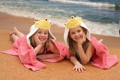 princess towel for your little legacies