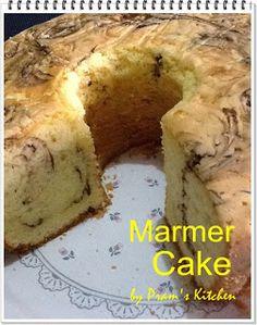 kuliner: Marmer Cake