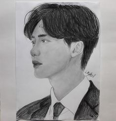 #leejongsuk #art #portreit #disegno  #kdrama #corean #man #beautiful #whileyouweresleeping ♡♡