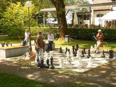 Bregenz. Groso. Chess