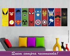 Trendy Mini Canvas Art For Kids Paint Ideas Trendy Mini Canvas Art For Kids Paint Ideas Kids Canvas Art, Mini Canvas, Canvas Wall Art, Canvas Ideas, Avengers Room, Marvel Room, Marvel Dc, Superhero Boys Room, Superhero Wall Art
