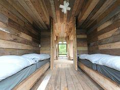 rustic but gorgeous hostel