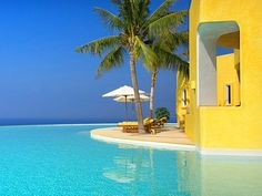 This Hotel was featured in Coastal Living this month. Costa Careyes, in Mexico.