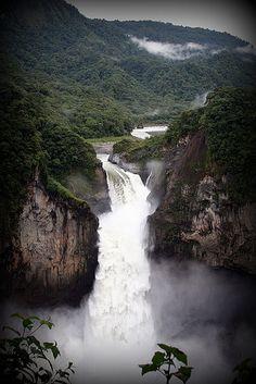 Cascada de San Rafael - Ecuador
