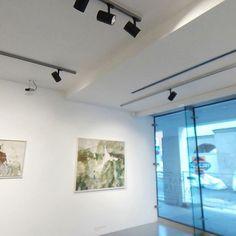 Die Max Weiler Ausstellung der Raiffeisen Bank Lienz im 360 VR-View. RLB-Kunstbrücke Osttirol - Dein BergTirol #brunnerimages