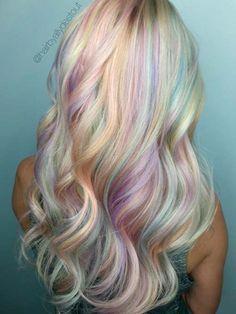 Love hair color