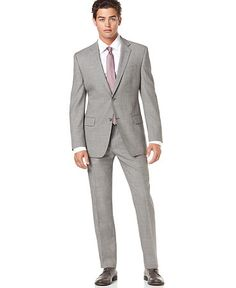 Cute suit for the wedding.