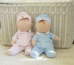 Twin Baby Dolls  #potterybarnkids