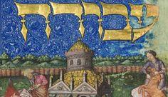 N.Y. and Israeli museums to share rare handwritten copy of Maimonides Mishneh Torah | Lifestyle | Israel Sothebys International Realty. #Israel #Luxury #IsraelMuseum