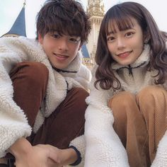 Ulzzang, Ootd, Japanese, Couples, My Style, Disney, Hair, Clothes, Instagram