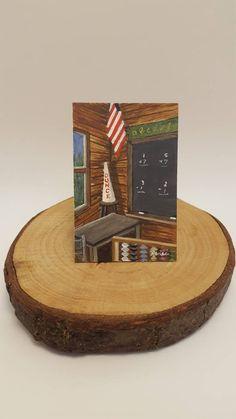 Miniature Dollhouse Shadow Box Wall Modern Art Man in Tuxedo Handmade