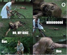 This is my favourite walker meme xD