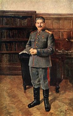 Д. Налбандян - Генералиссимус И.В. Сталин.