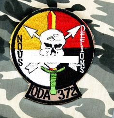 USA Special Forces Operational Detachment A-372, Company A 3d Battalion 3 SFGp