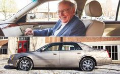 Buffett Car Auction NY124