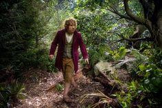 Martin Freeman i Hobbitten: En Uventet Rejse. Copyright SF Film