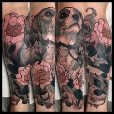 Emily Rose is AMAZING! I want her to do my cat and dog tattoo.