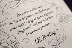 ~ Jk Rowling