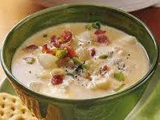 Potato Bacon Soup (7 Points+)