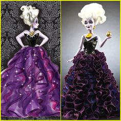 Check Out Disney's New Villains Designer Collection!/ this years Halloween costume :)