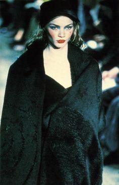 fall–winter 1997–1998, yohji yamamoto image courtesy of the fashion group international archives  the black dress, valerie steele
