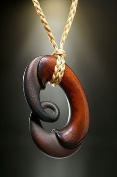 Carved Pendant