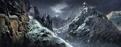 mountain pass by sabin-boykinov.deviantart.com on @DeviantArt