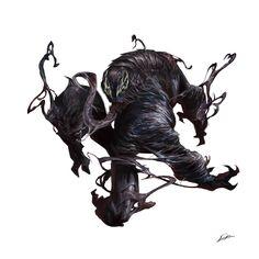 Venom by Alexander Lozano