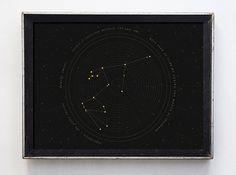 Aquarius Constellation Fine Art Print Astronomy by bellesandghosts