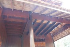 Cambodian/ khmer wooden architecture Wooden Architecture, Asian Architecture, Thai Style, Wooden House, Pergola, Home And Garden, Outdoor Structures, House Design, Outdoor Decor
