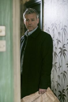 SHERLOCK (BBC) ~ Rupert Graves S4 promo photo.
