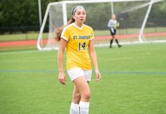 The final week of September was a big one for Christina Gagliardi, who was named the Skyline Conference women's soccer player of the week College Soccer, Soccer Players, Skyline, Names, Running, Sports, Football Players, Hs Sports, Keep Running