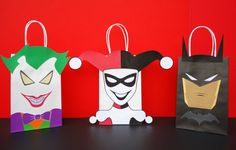 Hey, I found this really awesome Etsy listing at https://www.etsy.com/listing/461045698/printable-batman-joker-harley-quinn