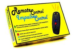 Perfect for ADHD - learn to control impulsive behavior http://www.got-autism.com/Remote-Control-Impulse-Control.html