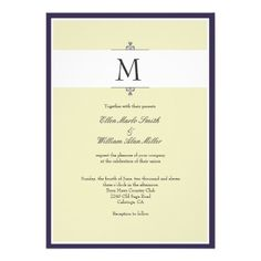 See MoreCream Wedding Invitations with a Monogram InitialWe provide you all shopping site and all informations in our go to store link. You will see low prices on