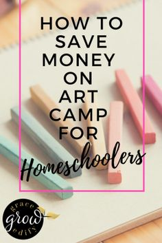 How to Save Money on Art Camp for Homeschoolers Homeschool Art Homeschool Art Lessons Online Art Lessons Homeschool Art Activities Affordable Online Art Lessons Art Class Homeschoolers Homeschool Art Curriculum Homeschooling Art Homeschool Curriculum Reviews, Homeschool Books, Art Curriculum, Homeschool Kindergarten, Preschool, Art Lessons Online, Online Art, Art Camp, Home Schooling